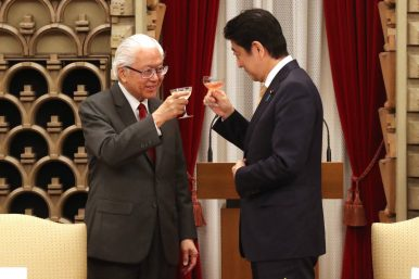 What's Behind Growing Japan-Singapore Relations?