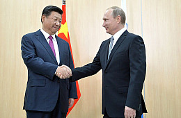 Behind China and Russia's 'Special Relationship'
