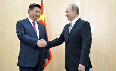 Geopolitics of US-China-Russia Relations: North Korea and the Middle East