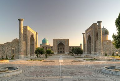 At the Samarkand Conference, Bilateral Bad Blood and Mistrust Loom Large