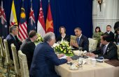 The End of the TPP Will Not Upend America's Role In Asia