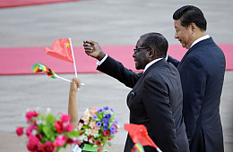 China's Zimbabwe Risk