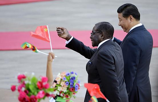 China's Zimbabwe Risk