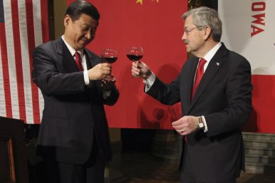Terry Branstad, Xi Jinping's 'Old Friend', to Be Trump's Ambassador to China