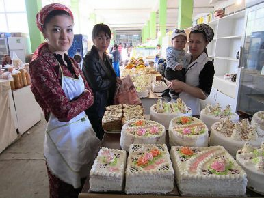 Turkmenistan: The Fool's Golden Age