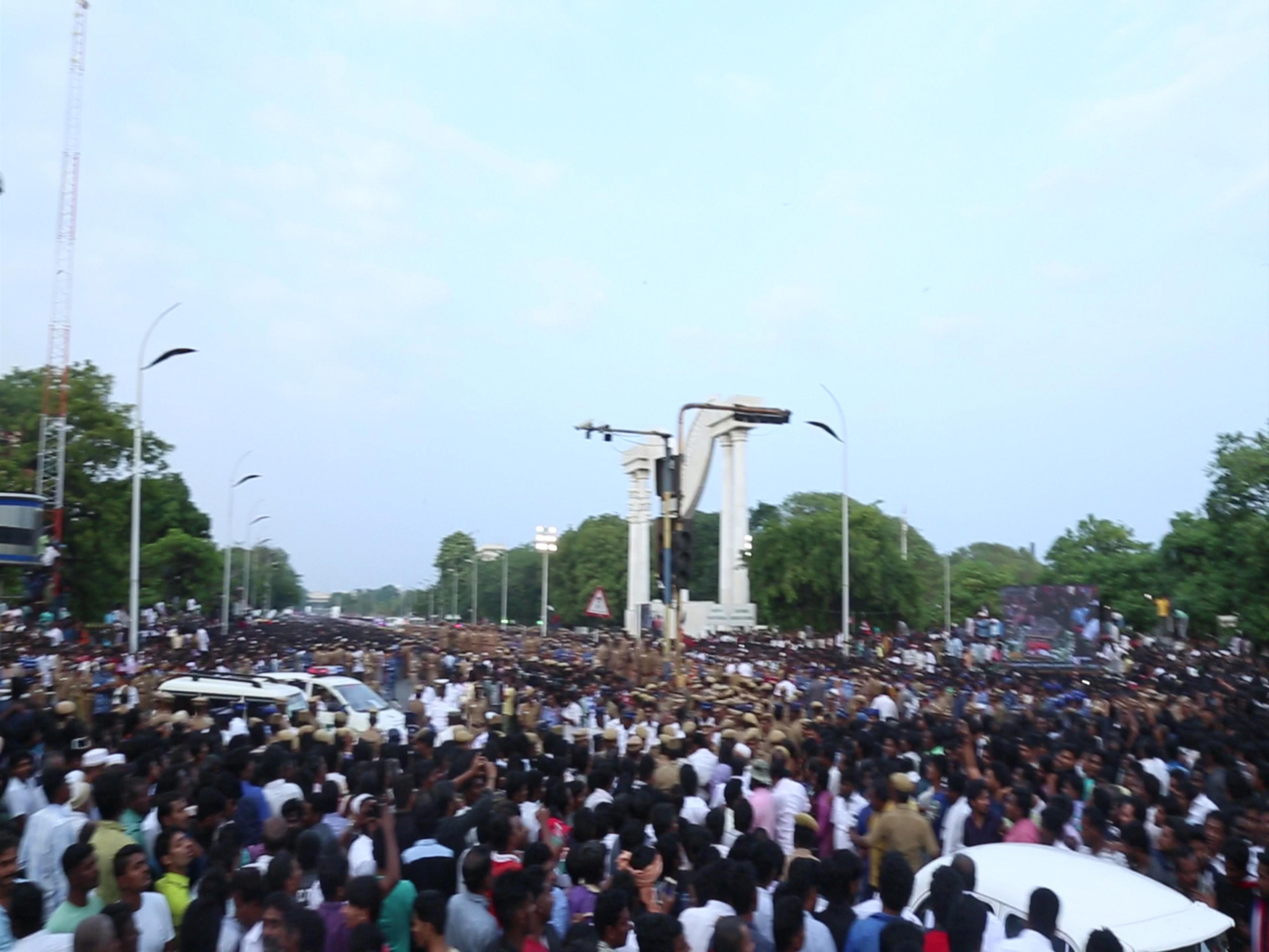 Farewell Amma: Chennai Mourns Jayalalithaa