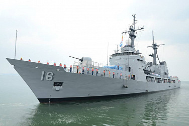 Philippine Warship Patrols Begin at Benham Rise After China Incident