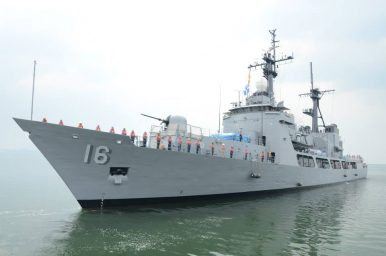 Why Did a Philippine Warship Visit Vietnam's Cam Ranh Bay?