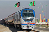 The Turkmenistan-Afghanistan-Tajikistan Railway