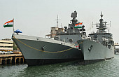 Indian Warships Arrive in Australia for Military Exercise