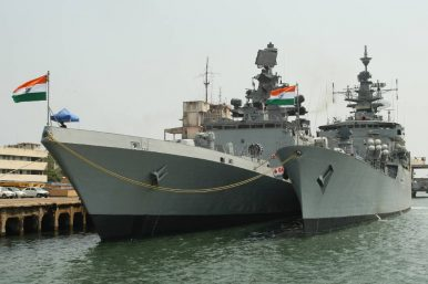 Anatomy of an Accident: Why INS Betwa Tipped Over