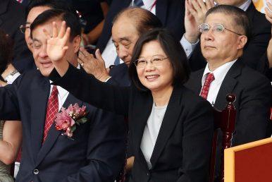 The Tsai-Trump Call: The Dynamics in Taiwan