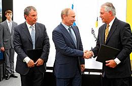 Rex Americana: ExxonMobil CEO Tapped for Secretary of State