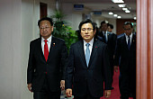 A Tough Task for South Korea's Interim Government