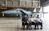 Thailand's New Air Force Chief Visits Singapore