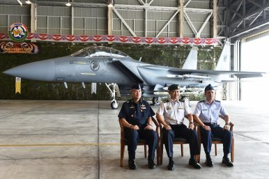 US-Singapore-Thailand Trilateral Defense Cooperation in Focus with Air Exercise
