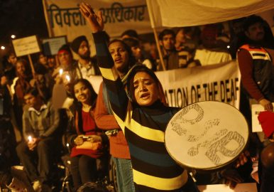 The History of India's Disability Rights Movement