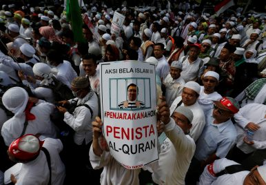 Is Indonesia's Vaunted Secularism Under Threat?
