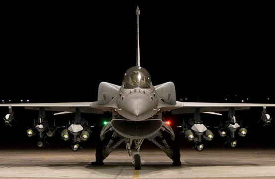 Taiwan's President (and Her Challenger) Thank US for $8 Billion F-16V Sale