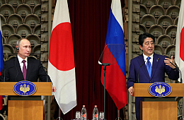How Putin Outplayed Abe in Japan