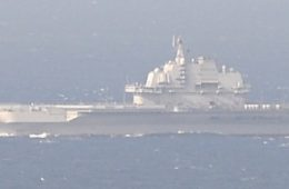Power Plays Across the First Island Chain: China's Lone Carrier Group Has a Busy December