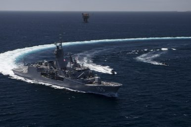Australia Reveals New Shipbuilding Plan