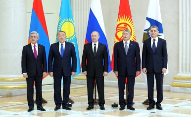 Russia's Asian Trade Game