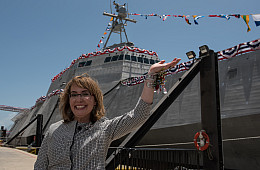 US Navy to Commission New Littoral Combat Ship