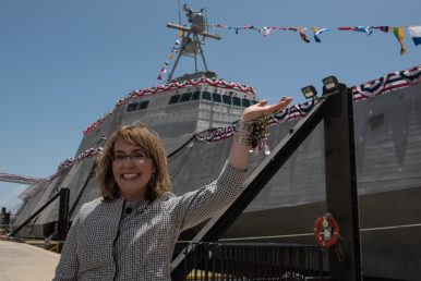 New Littoral Combat Ship Delivered to US Navy