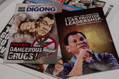 Duterte, One Step Closer to 'The Punisher'
