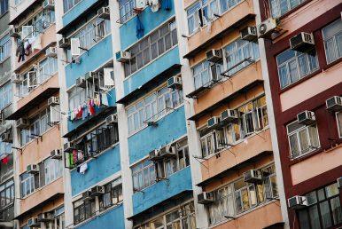 Hong Kong's Increasingly Tiny Flats