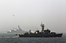 The Bay of Bengal Naval Arms Race