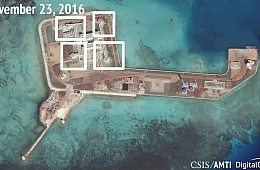 Ambiguous Trump Policies Might Accelerate China's Militarization in the South China Sea