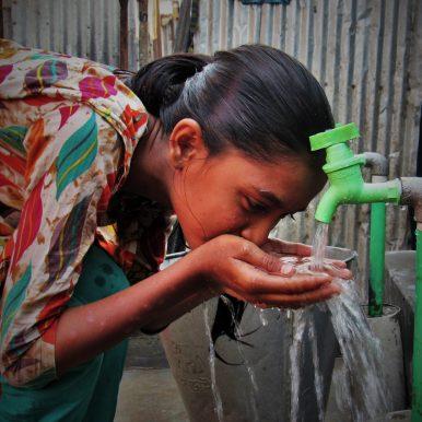 Water Crisis in Bangladesh's Urban Slums