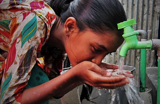 Water supply and sanitation in Bangladesh