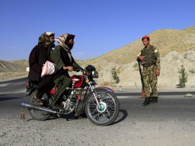 How the Islamic State Could Be Reborn in Afghanistan