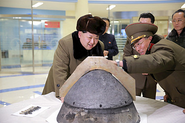 North Korea Might Be Getting Ready for Its Next Nuke Test