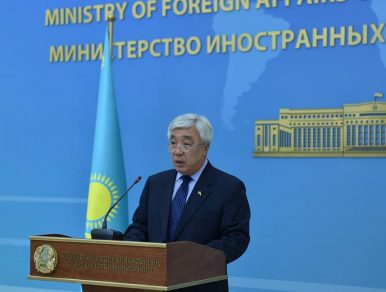 Kazakh Shuffles: 2 Ministers Dismissed, 1 Reportedly Under Investigation