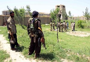 Afghanistan's Militias: The Enemy Within?