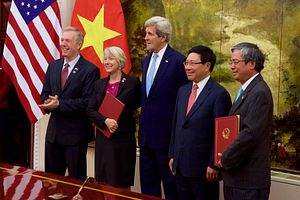 Vietnam's Foreign Policy Balancing Act