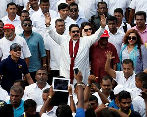 Sri Lanka: The Rajapaksas Rise Again