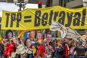 US Withdrawal from TPP: Geopolitical and Geoeconomic Gift for China?