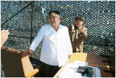 2017: Year of the North Korean Intercontinental Ballistic Missile?