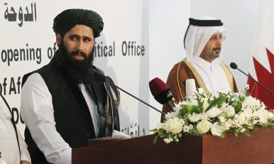 The Rise of Taliban Diplomacy