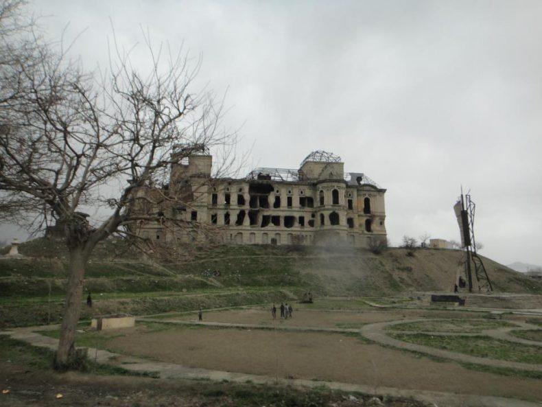 Amanullah Khan Palace (Darul Aman) 1