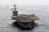 US Carrier Group Enters South China Sea Amid Calls for More Freedom of Navigation Operations