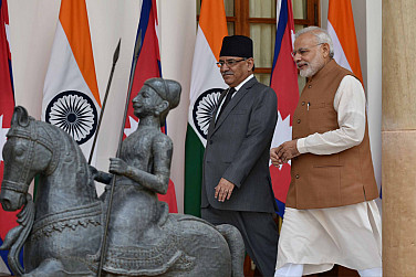 India and China's Tug of War Over Nepal