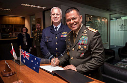 Old Shadows in New Australia-Indonesia Military Spat