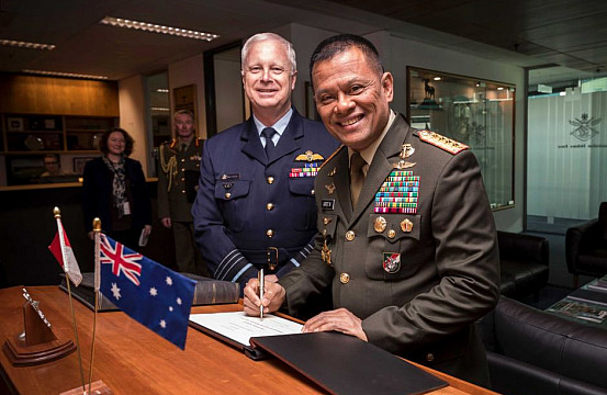 australia indonesia defence relationship quotes