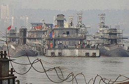 China Resumes Production of Its Quietest Attack Submarine